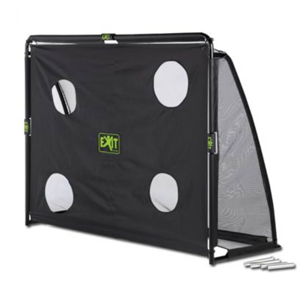 EXIT Toys Coppa Football Goal (including Trainer)