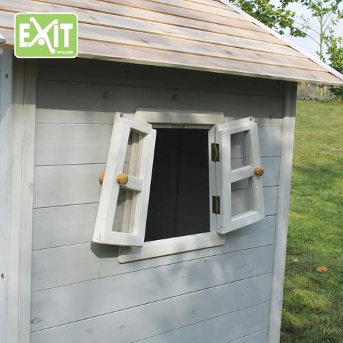 EXIT Toys Beach 100 Wooden Playhouse