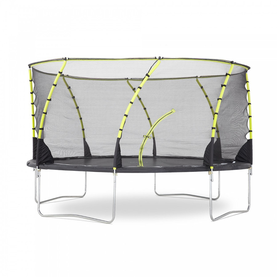Plum Whirlwind Trampoline and Enclosure with FREE Ladder!