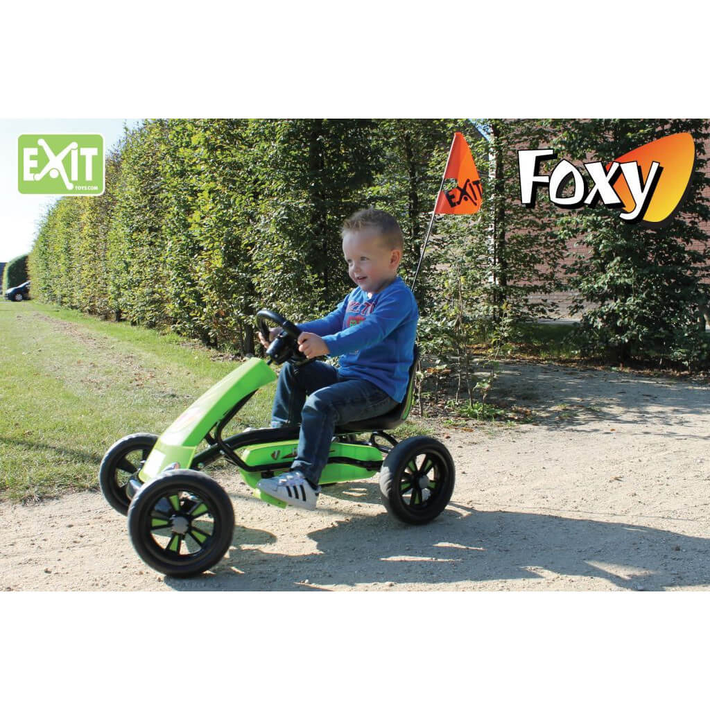 EXIT Toys Go-Kart Safety Flag