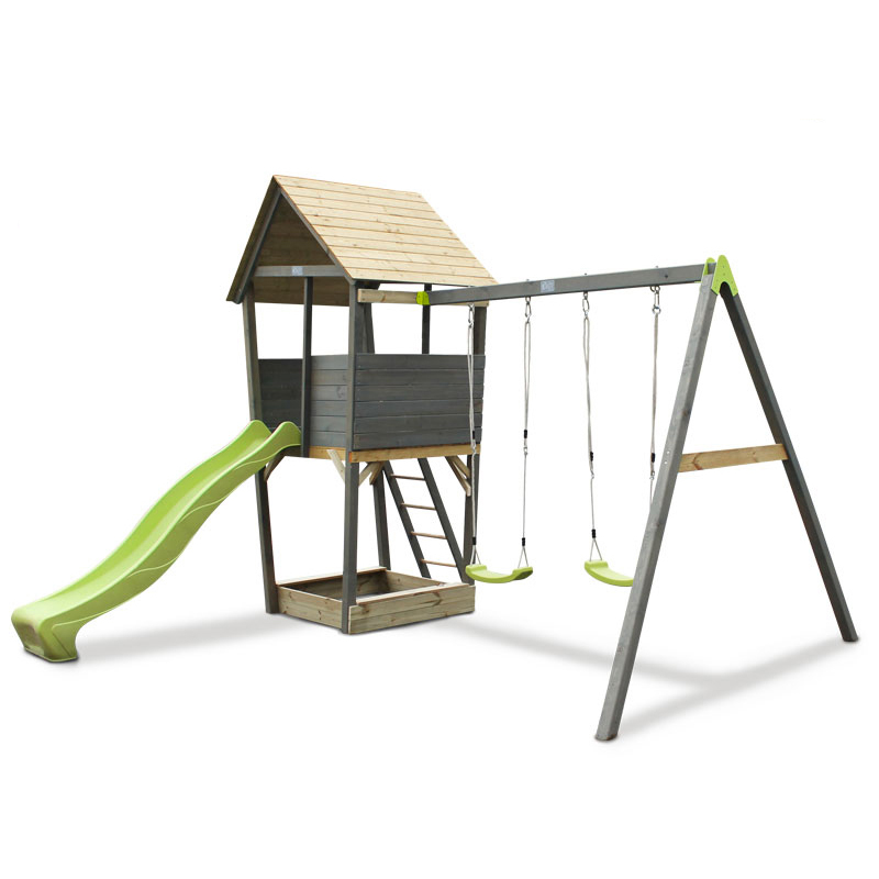 EXIT Toys Aksent Play Tower & Swing Arm