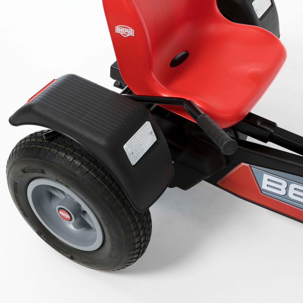 BERG  Classic Extra BFR - Red + FREE Passenger Seat!