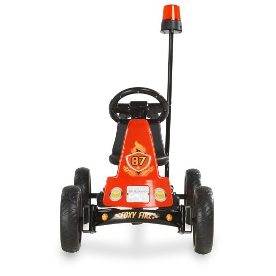 EXIT Toys Foxy Fire Pedal Go-Kart