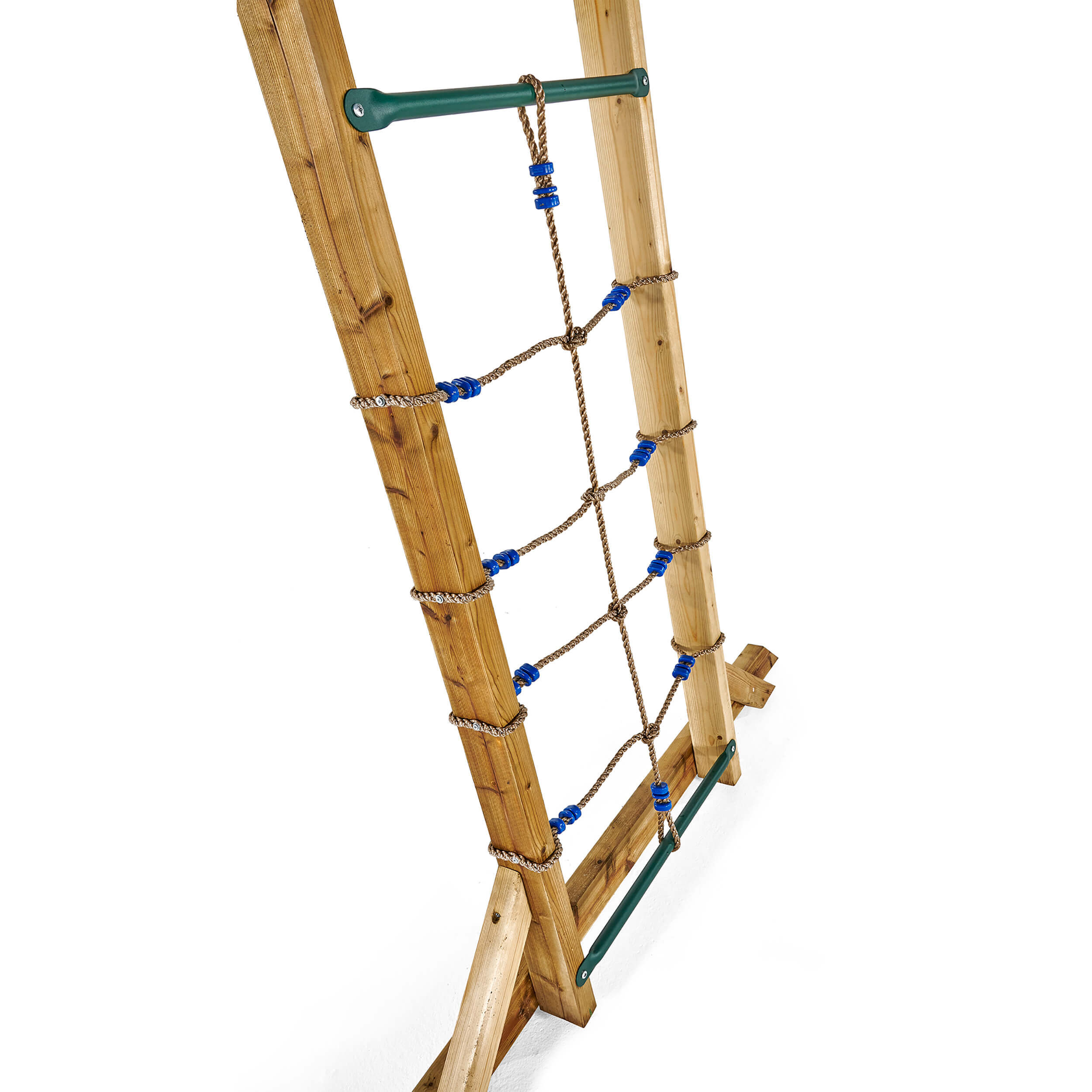 Plum Free Standing Monkey Bars