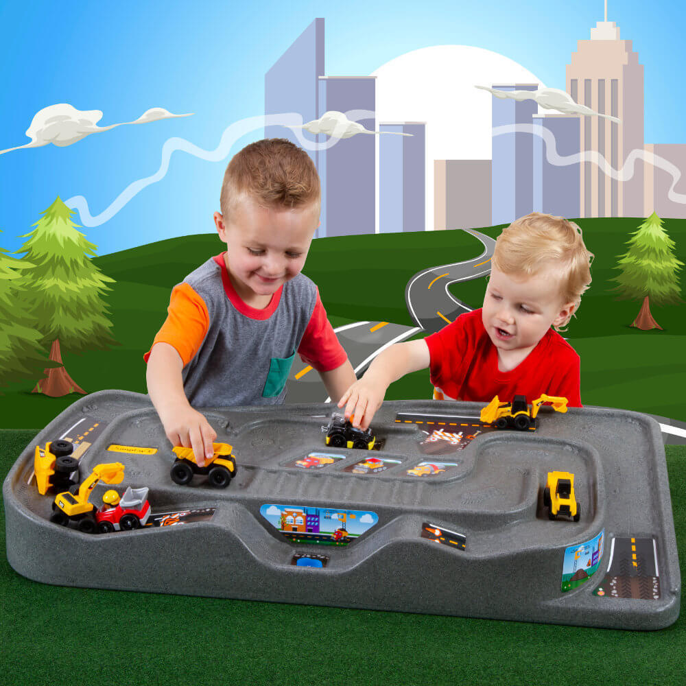 Simplay3 Grab & Go Track Table