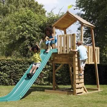 TP Kingswood 2 Tower with Rapide Slide
