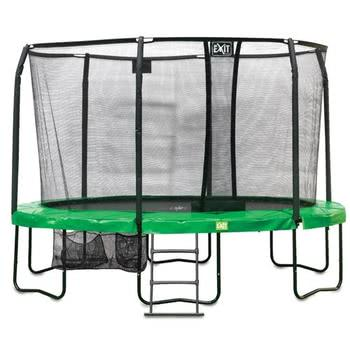 EXIT Toys JumpArena Oval All-in one Trampoline