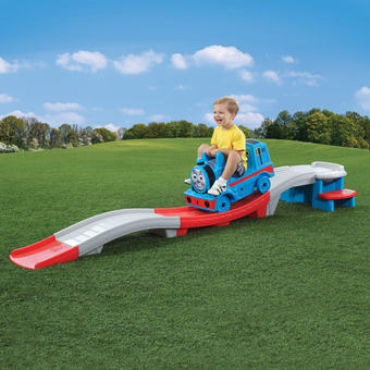 Ride-On-Toys Thomas the Tank Engine Up & Down Roller Coaster