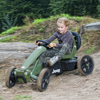 BERG Toys Jeep Adventure Go Kart