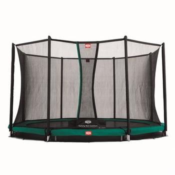 BERG Toys Inground Favorit Trampoline with Safety Net