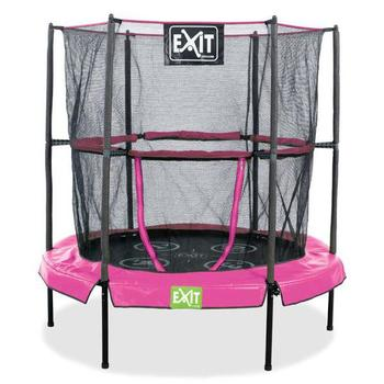 EXIT Toys Bouncy Mini Trampoline - Pink