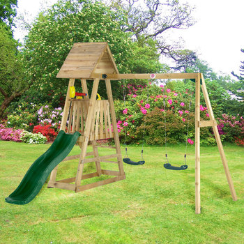 Plum Indri Wooden Play Centre